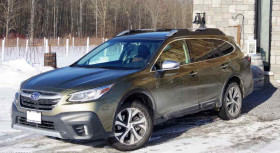 Getting a Grip on the Subaru Outback