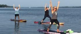 Stand up Paddle Boarding for sport, fun and relaxation